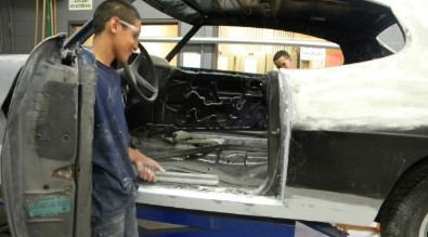 Automotive Collision Repair & Refinishing