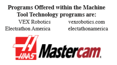 Machine Tool Technology /Robotics