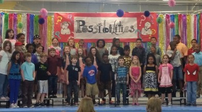 HLES Performs Nursery Rhymes and Possibilities