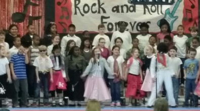 HLES Performs Disney and Rock-n-Roll Musicals