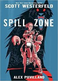 Image result for spill zone scott westerfeld
