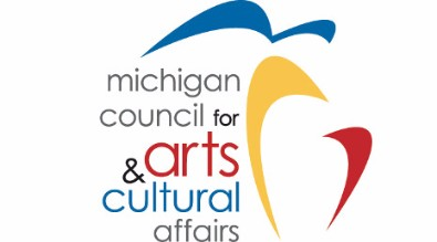 Michigan Council for Arts & Cultural Affairs Logo