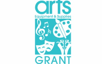 Arts Equipment & Supplies Grant Logo