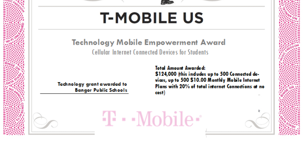 T-Mobile Empowerment Award