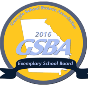 Candler County School District Achieves 2016  GSBA Exemplary School Board Status