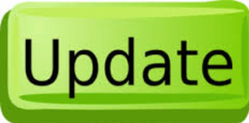 PD Staff Updates
