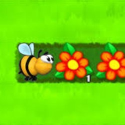 bee with stops