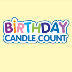 birthday candle counting