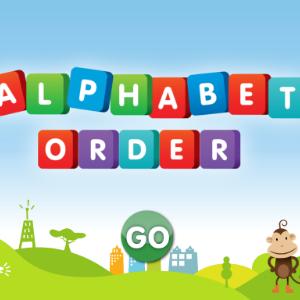 ABC Order Monkey