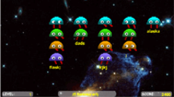 space bar invaders