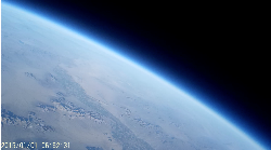 Image of planet earth form space.