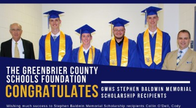 Stephen L. Baldwin Memorial Scholarship Fund