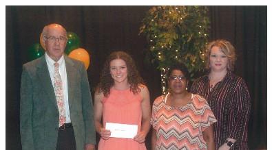 Kassey Wagner Awarded 2016 Kara Berry Memorial Scholarship