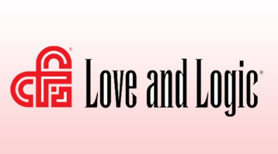 Graphic image of the Love and Logic logo.