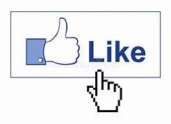 Image result for facebook like hand