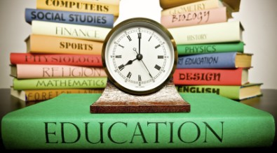 school hours clock clip art