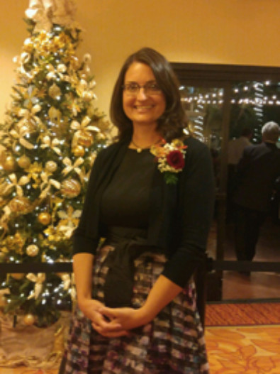 Middle School Teacher of the Year Nominee--Jessica Lingenfelter