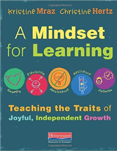 A Mindset for Learning book cover