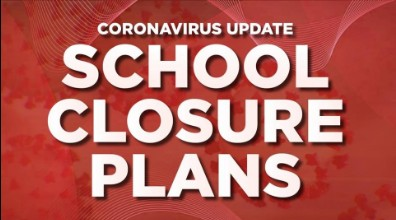 Click for school closure information
