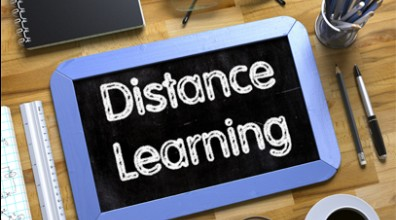 Click for Distance Learning work and resources