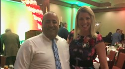 CLMS Region 10 Educator of the Year event