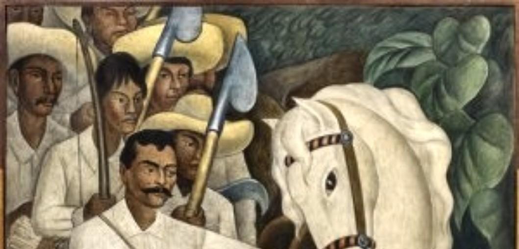 Diego Rivera Exhibit Coming to GCHS