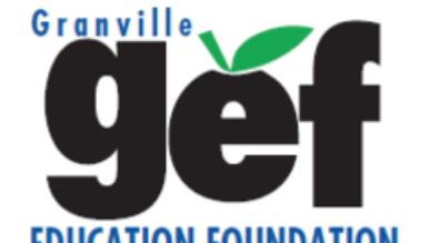 Granville Ed Foundation GRANTS!