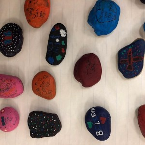 Kindness Rocks at Stovall-Shaw Elementary School 1