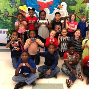 Kindness Rocks at Stovall-Shaw Elementary School 2