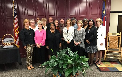 A Celebration of Service  Honoring the Retirees of  Granville County Public Schools
