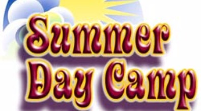 2016 Summer Camp (day care) Application & Information Available
