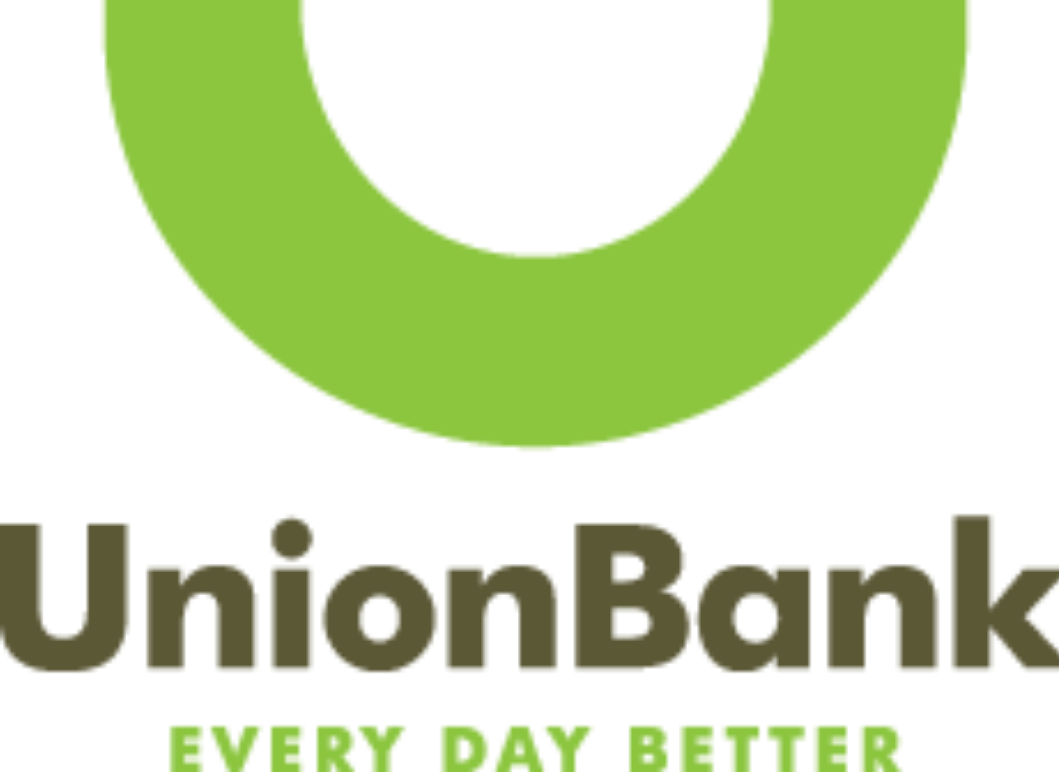 Union Bank logo with text: Every Day Better