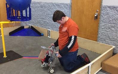 robotics team member