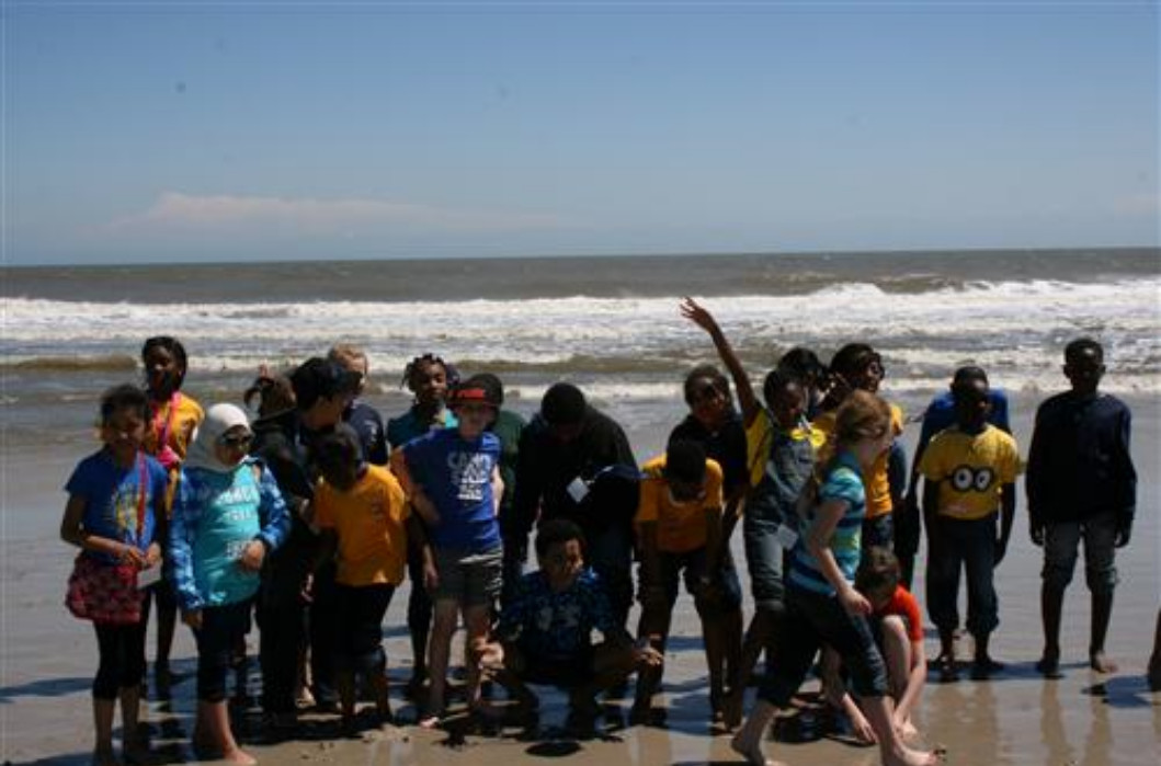 4th graders discover Wilmington