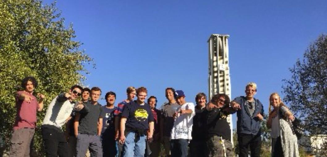 Engineering Students at UCR