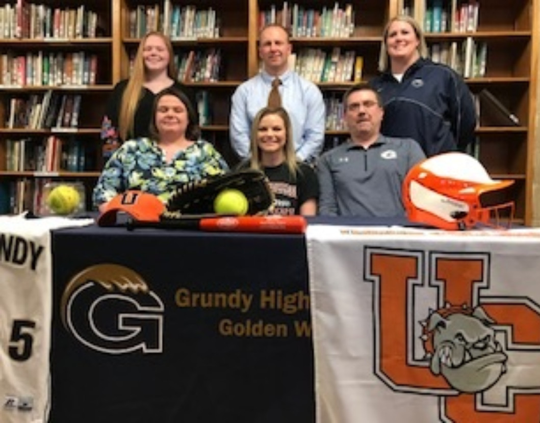 Julie Deel signs with Union for softball