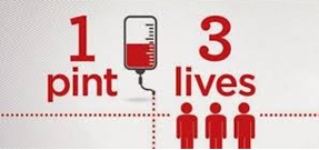 Key Club's Fall Blood Drive is Oct. 16, 2018. Contact Mrs. Lyons-Dixon to donate.