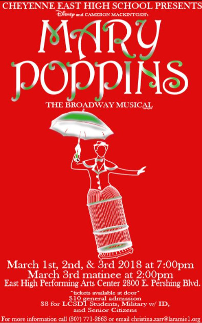 Mary Poppins performance poster with same info as the post.