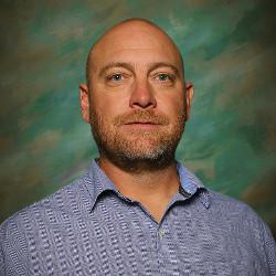 Zane Jacobsen, IB Counselor