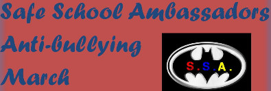 Safe-school ambassadors anti bullying graphic