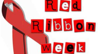 Red Ribbon Week is coming...October 23rd-October 27th