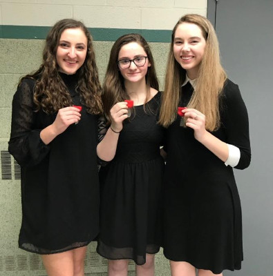 ISSMA Vocal/Piano Solo & Ensemble contestants