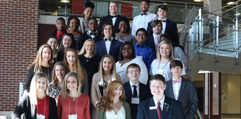 FBLA winners qualify for state!!