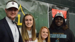 College signing day November 11
