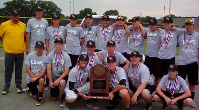 SHHS Baseball Brings Home State Championship