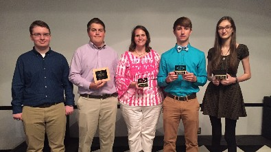 SHHS Teacher & Students Gain Recognition for Coding Class