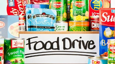 SSHS Food Drive