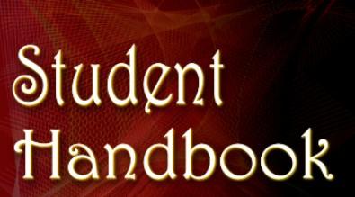 2017 - 2018 Student Handbook