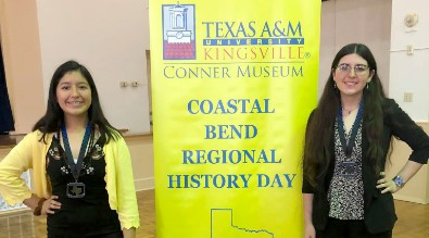 Alice students' History Day projects statebound