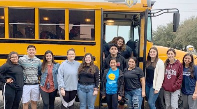 Alice TAFE students head to state convention